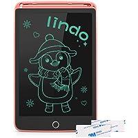 SUNLU Tableta de Escritura LCD 8.5 Pulgadas, Tablet Niños con Bloqueable Botón Borrado, Pizarra Digitalac con Adhesivo…