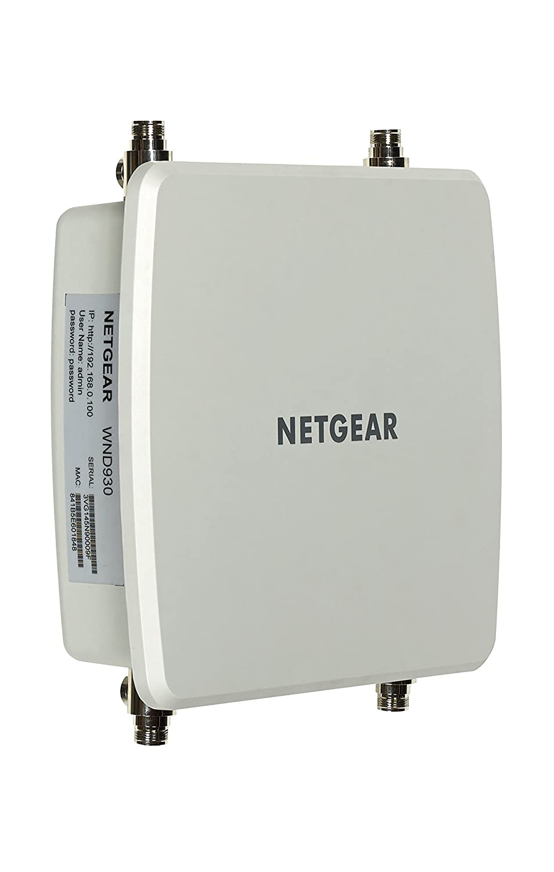 Netgear, punti di accesso colore bianco bianco WN370-10000S