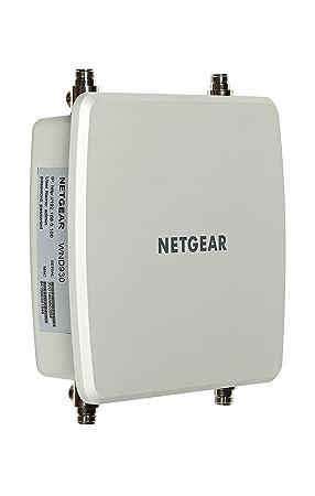 Netgear WND930-10000S - Punto de acceso para exterior con tecnología Dual Band