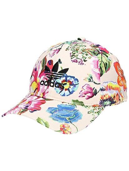 adidas Cap F L Gorra de Tenis, Mujer, Rosa (rolhal/multco),