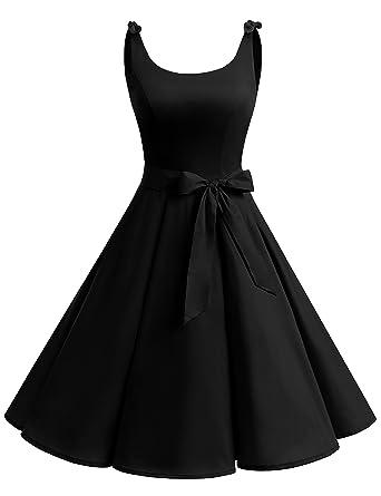Bbonlinedress 1950er Vintage Polka Dots Pinup Retro Rockabilly Kleid ...