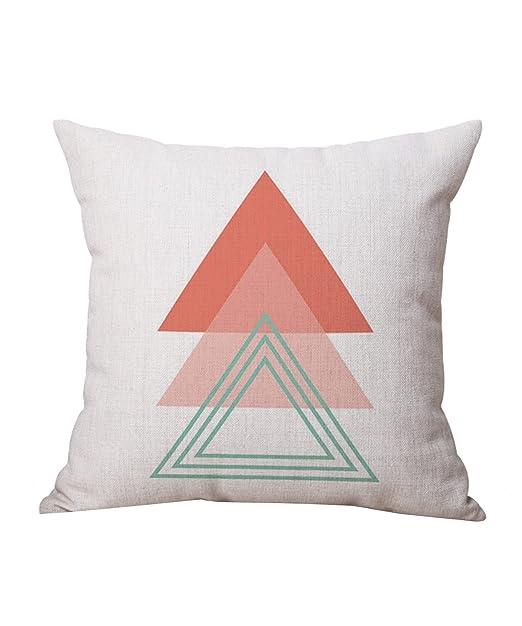 Selcet moderno geométrico triángulo patrón de círculo de ...