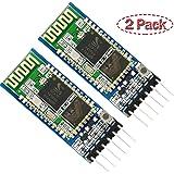 HC 05 Bluetooth Module Arduino Master-Slave Configuration at Mode Breakout Board by MakerDoIt (2pcs)