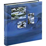 Hama Jumbo Singo Album Foto per massimo 400 foto formato 10 x 15 cm, dimensioni album: 30 x 30 cm, colore: Blu