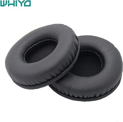 Whiyo 1 par de Almohadillas de Repuesto para Auriculares