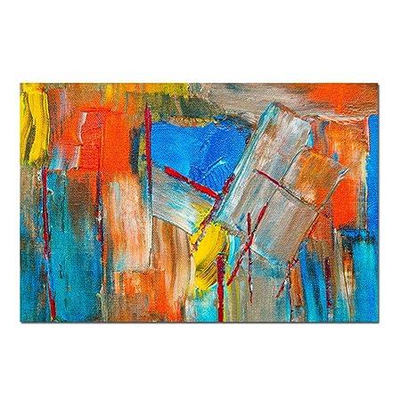 NIMCG Cartel de patrón de Arte Abstracto e impresión de ...