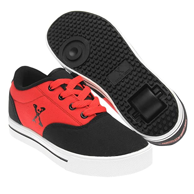 Sidewalk Sport - Zapatillas de Material Sintético para Niña, Color Negro, Talla C13