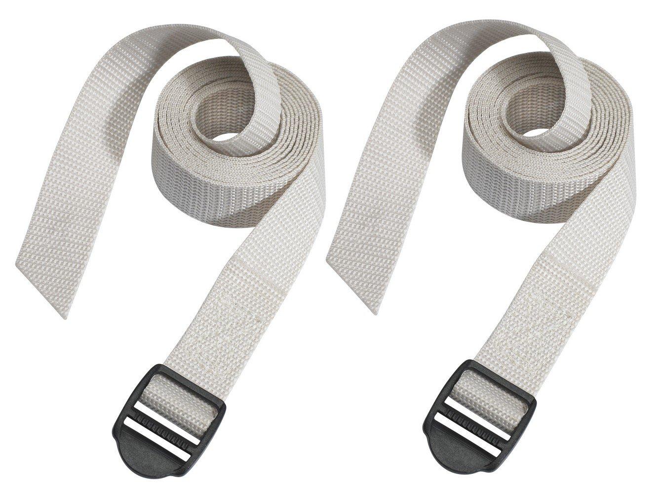 Master Lock 3004EURDAT Strap Grey Set of 2