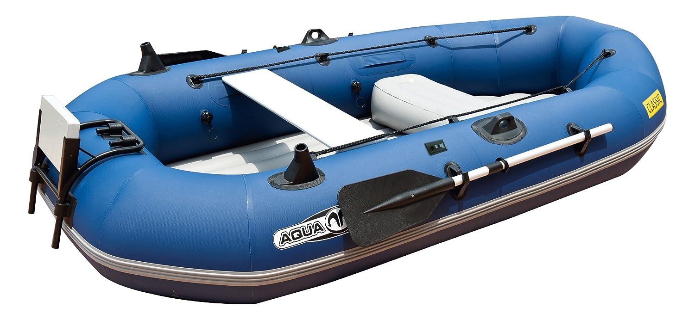 [アクアマリーナ] ゴムボート クラシック 300 CLASSIC エンジンモーターマウント付き 4人乗り BT-88890   B06XR46NG7