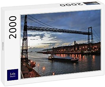 Lais Puzzle Bilbao 2000 Piezas: Amazon.es: Juguetes y juegos