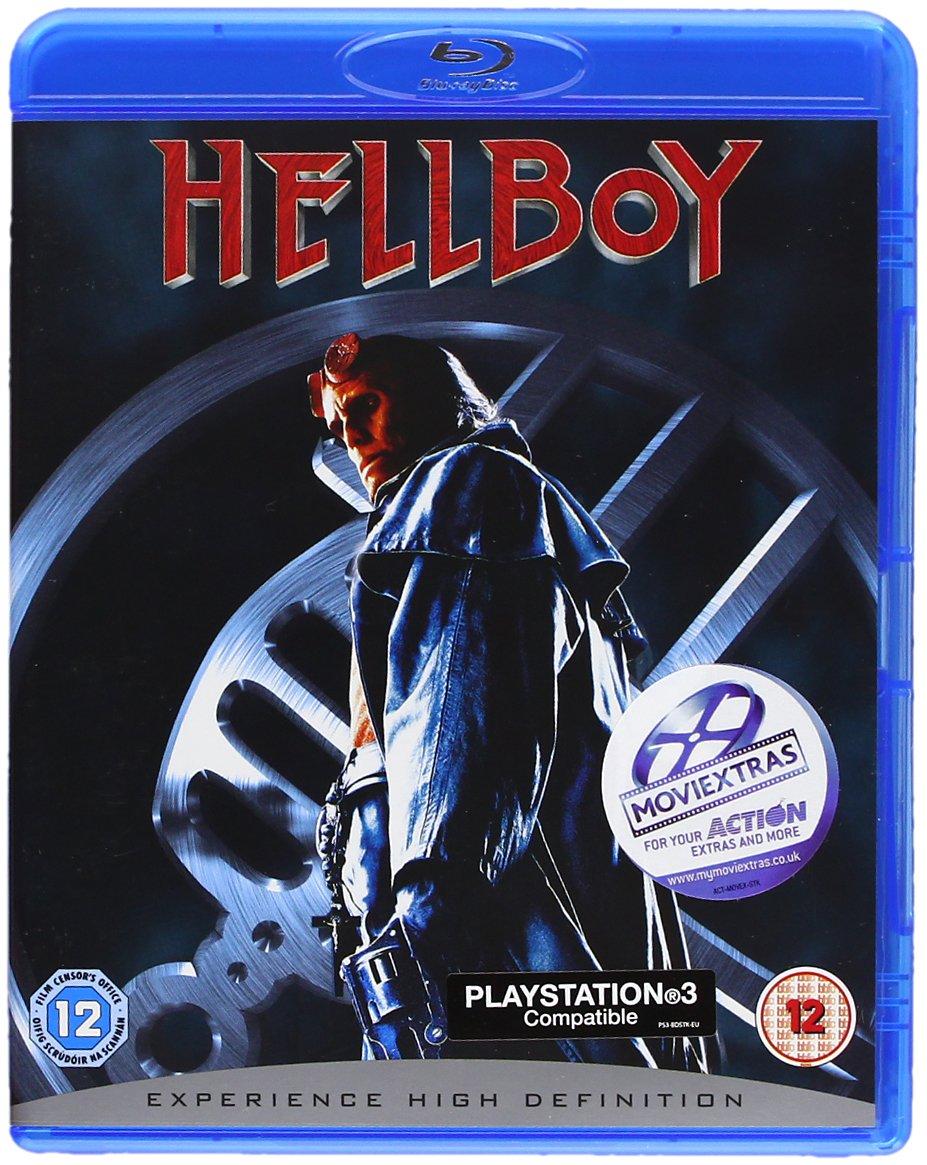 Hellboy [Reino Unido] [Blu-ray]: Amazon.es: Ron Perlman ...