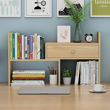 Amazon.com: SHUJIA Display Shelf, Freestanding Desk ...