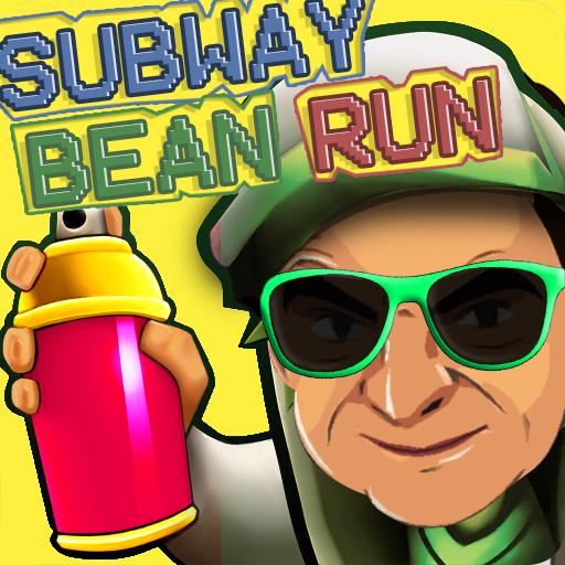 Subway Bean Run