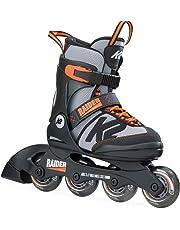 K2 Skate Raider, Schwarz Orange