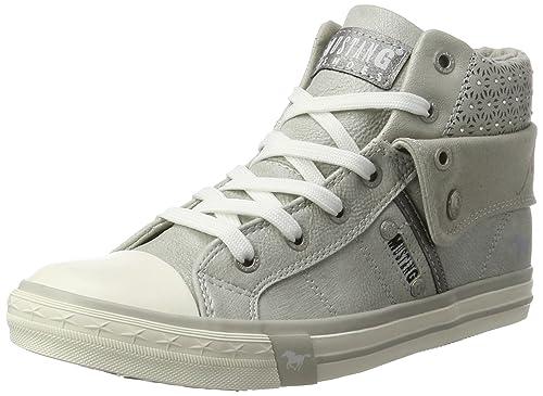Mustang 1146-514-21, Zapatillas Altas para Mujer: Amazon.es: Zapatos y complementos