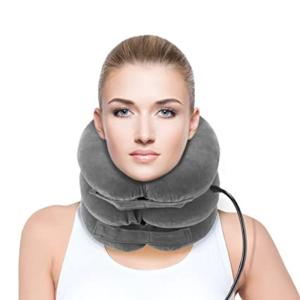 Cervical traction device amazon