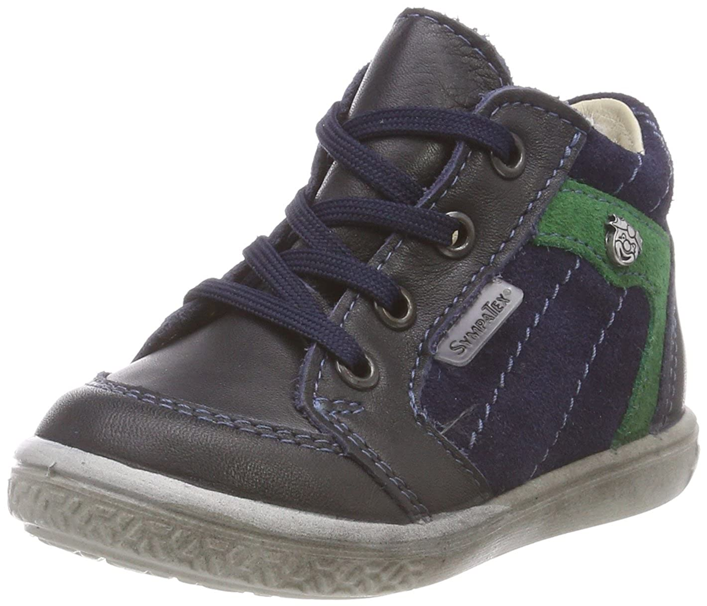 Ricosta Boys Jesse Hi-Top Trainers