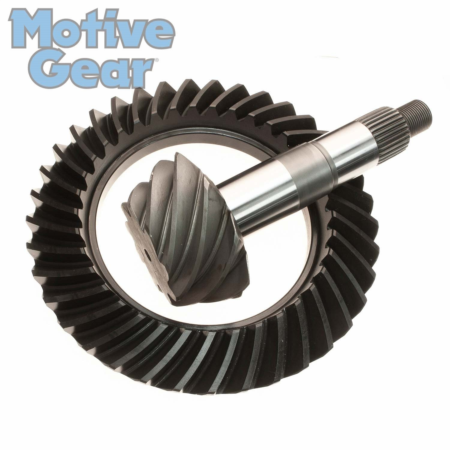 Motive Gear GM12-373X Ring and Pinion GM 8.875 Style, 3.73 Ratio, Truck, Thick