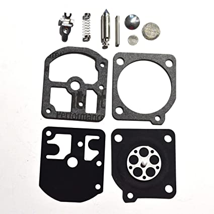 Amazon com: CNLEIFU Carburetor Rebuild Kit Carb Repair Set