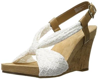 d0acb842ea75 Aerosoles Women s Plush Pillow Wedge Sandal