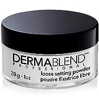 Dermablend Loose Setting Powder, Face Powder Makeup for Light, Medium and Tan Skin...
