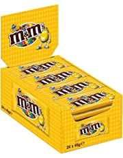 M&M'S Peanut Beutel, 24er Pack (24 x 45g)