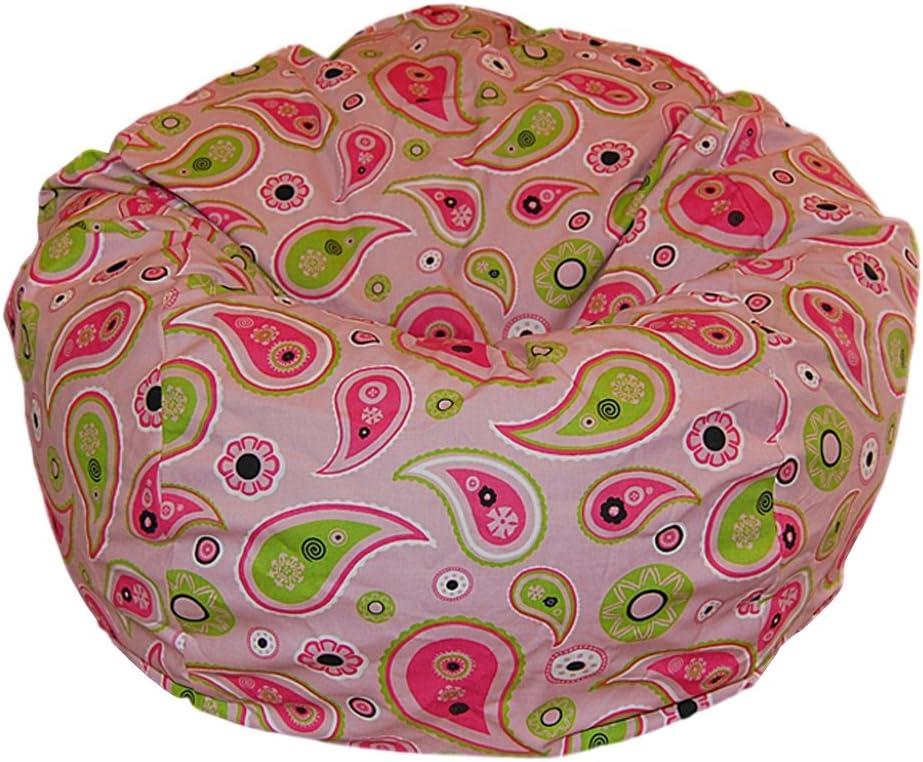 Ahh! Products Standard 100% Cotton Bean Bag Chair