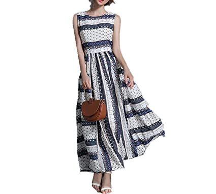 337433a6a5bb0 Trendy-Nicer Spring Summer Runway Designer Womans Sleeveless ...