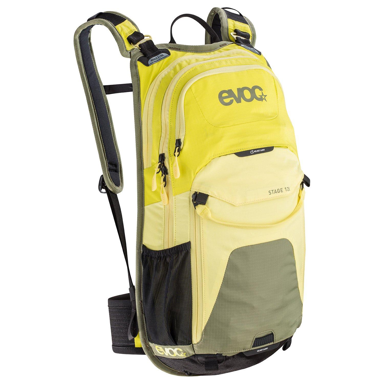 Evoc Stage 3L+2L Bladder EVS3-LP Light Petrol Technical Bike Hydration Backpack
