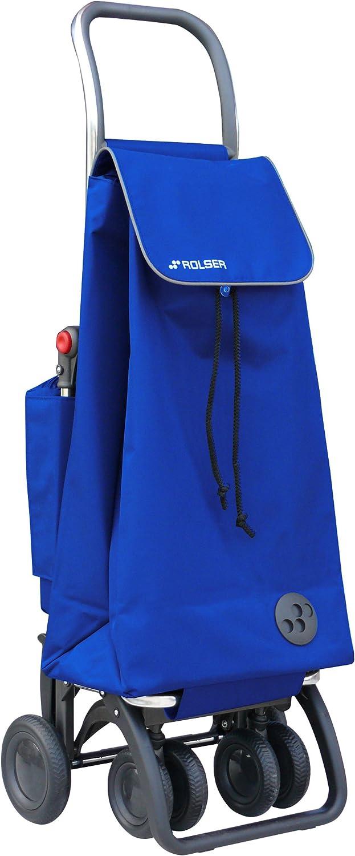 Rolser PAC047 Logic Tour - Carro de la Compra con Bolsillo térmico ...
