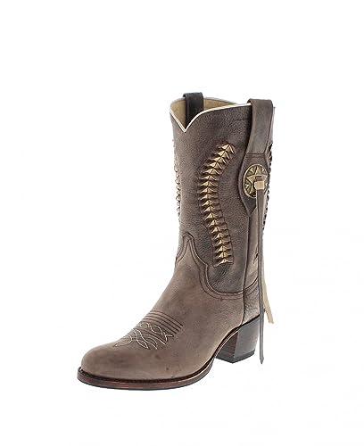 Sendra Boots 13394 Olivia Tang Lavado Lederstiefel für Damen Braun  Westernstiefel: Amazon.de: Schuhe & Handtaschen