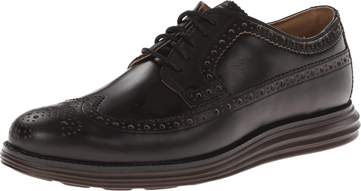 pretty nice Amazon.com Cole Haan Mens LunarGrand Long Wing Oxford Oxfo  ab4db 067ab ... 690504d001