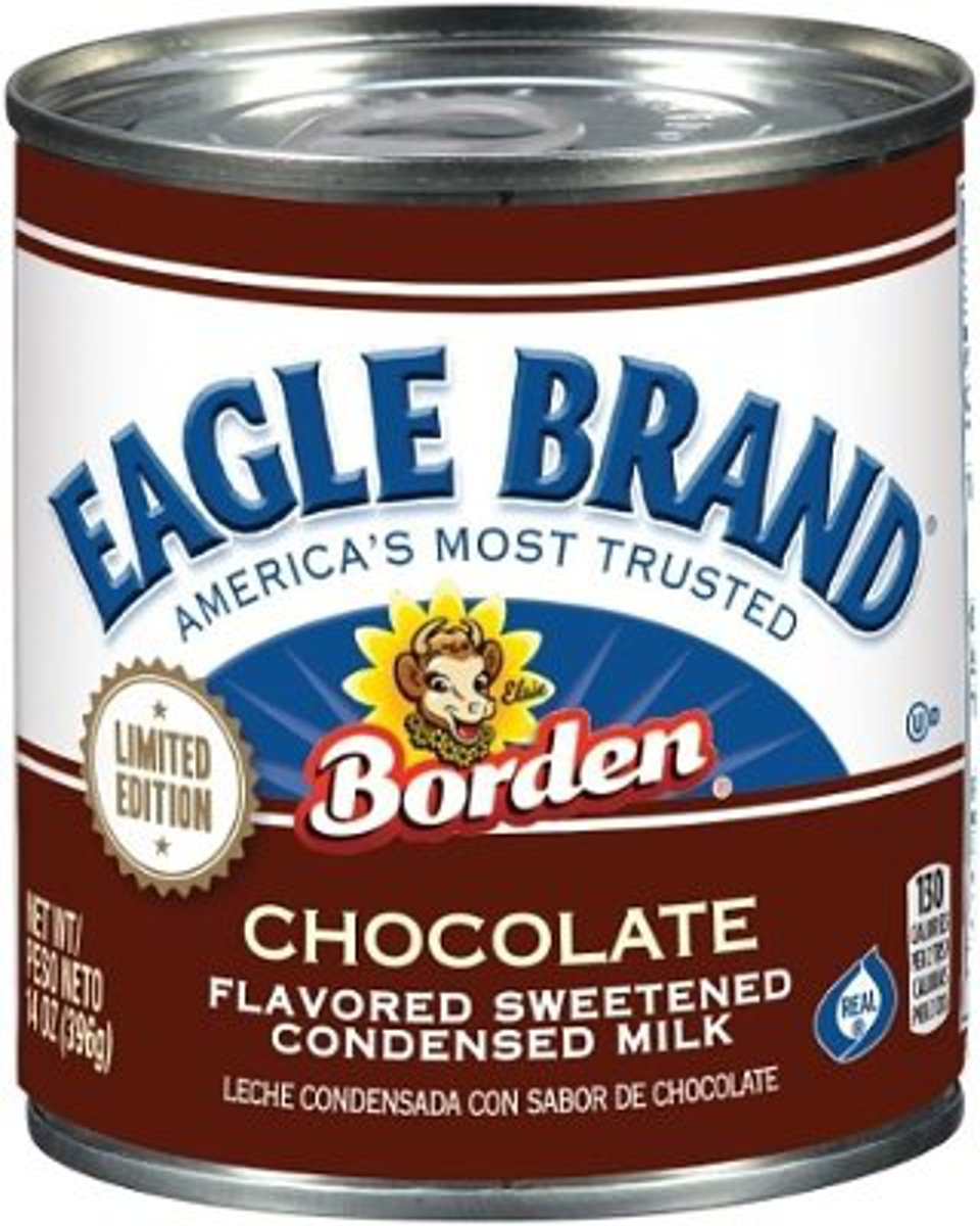 Amazon.com : Eagle Brand Chocolate Flavored Sweetened Condensed Milk, 14 Oz. : Grocery & Gourmet Food