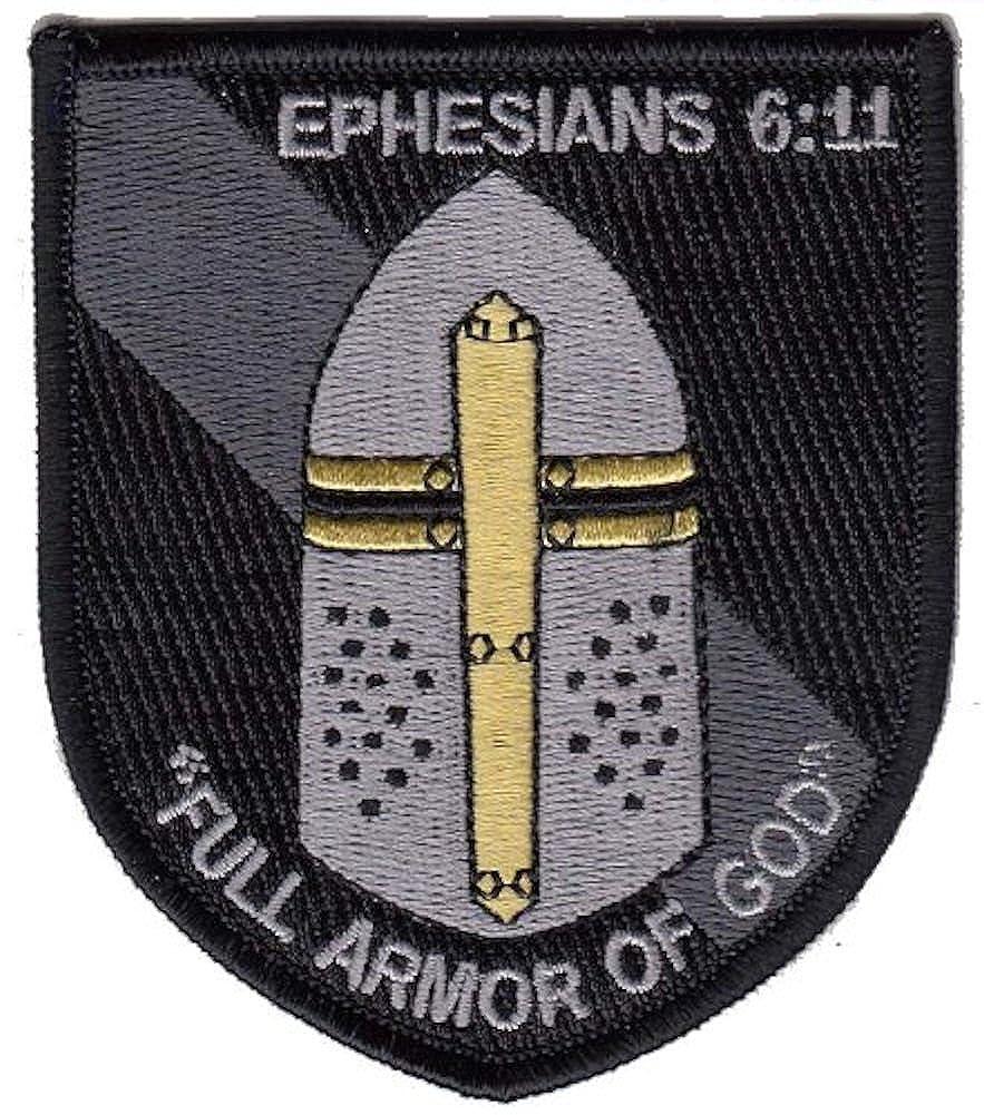 amazon com ephesians 6 11 full armor of god morale patch ocp