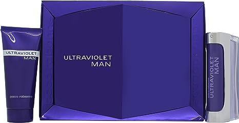 Paco Rabanne Ultraviolet Man Set de Regalo 100ml EDT + 100ml ...