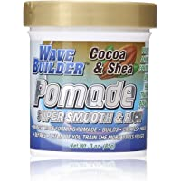 Wave Builder Cocoa and Shea Pomade, 3 Ounce