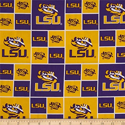 Image Unavailable. Image not available for. Color  Cotton College LSU  Louisiana State University Tigers ... b84633689