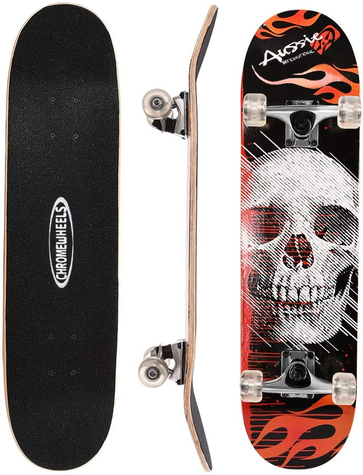 ChromeWheels 31 Inch Skateboard