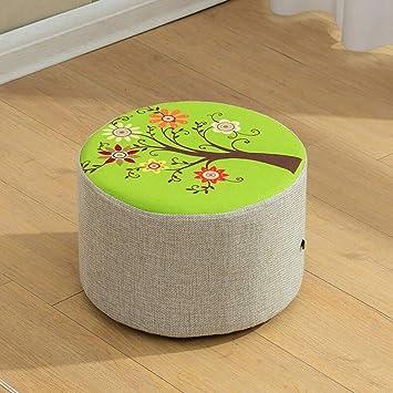 Enjoyable Amazon Com Paddia Diy Soft Ottoman Footstool Foot Rest Evergreenethics Interior Chair Design Evergreenethicsorg
