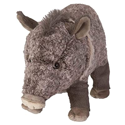 Wild Republic Javelina Plush, Stuffed Animal, Plush Toy, Gifts for Kids, Cuddlekins 12 Inches: Toys & Games
