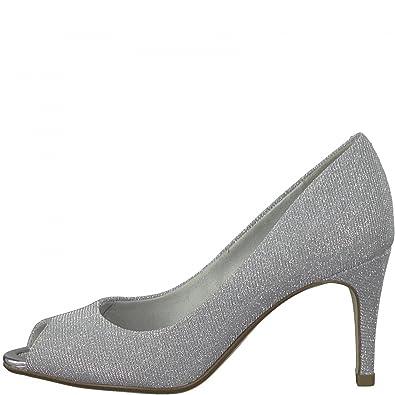 Tamaris Peeptoe Pumps 1-29302-20 Stiletto High Heel, Schuhgröße 36  a0ca2a3869