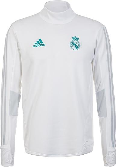 adidas TRG Sudadera Real Madrid, Hombre: Amazon.es: Ropa y accesorios