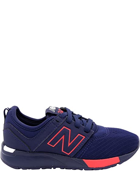 new balance 25 blu