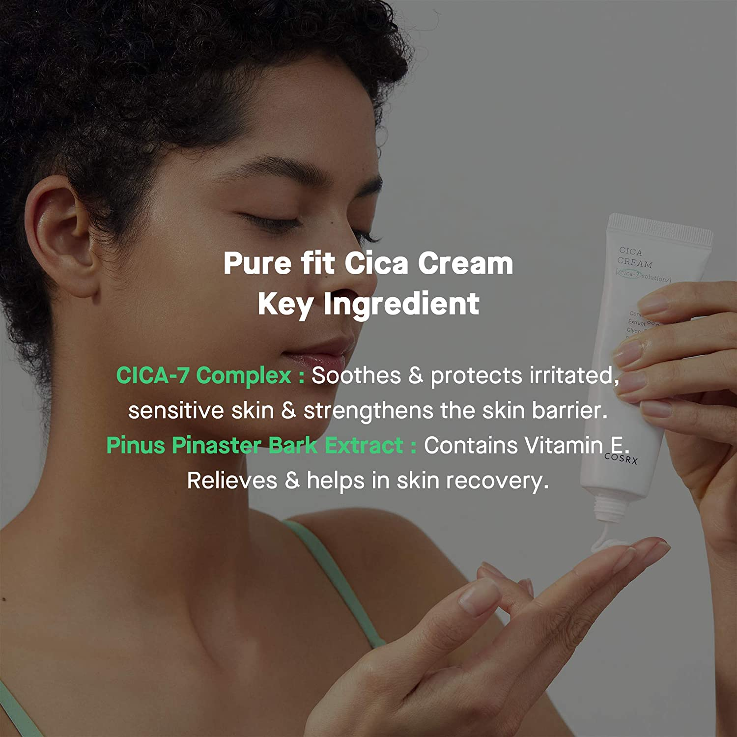 Amazon coupon code for COSRX Pure Fit Cica Cream