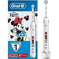 Oral-B Junior - Cepillo Eléctrico Recargable con Tecnología