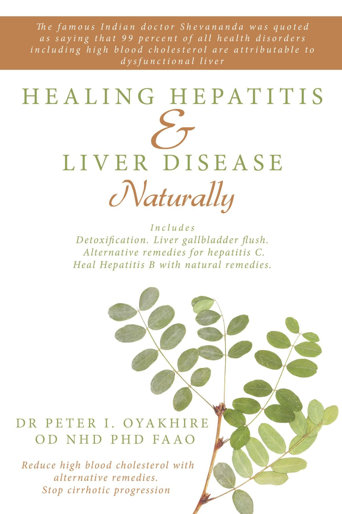 Download Healing Hepatitis and Liver Disease Naturally: Detoxification. Liver gall bladder flush & Cleanse. Cure Hepatitis C and Hepatitis B. Lower blood cholesterol and stop cirrhosis ebook