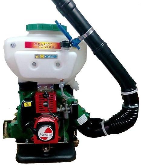 Pulverizador-Soplador de Mochila con motor de combustión ...