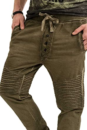 648ad3565a56 trueprodigy Casuale Uomo Pantaloni Tuta Uni Semplice