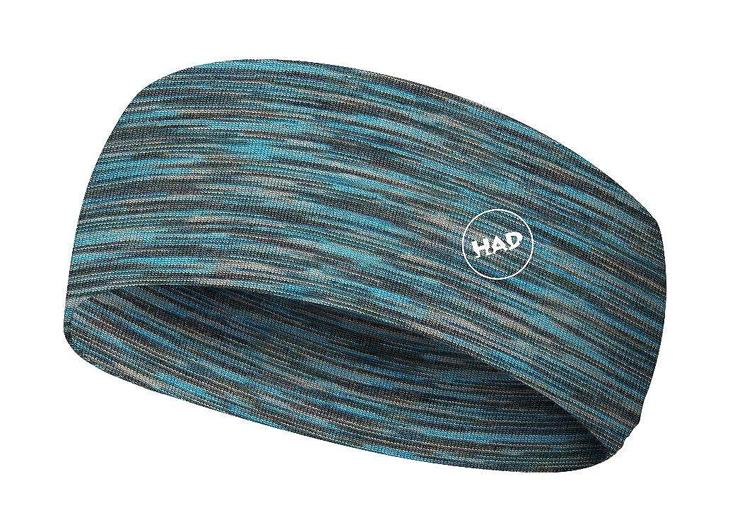 HAD Coolmax Stirnband,Funktions-Stirnband,Hadband,k/ühlender UV-Schutz UPF 40+ one size