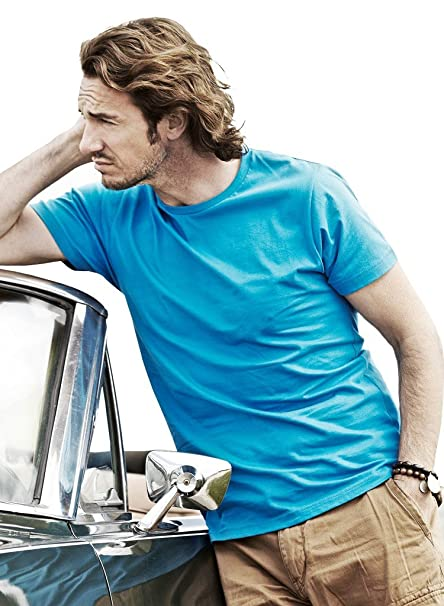 13a8b6a51802 Tee Jays Herren T-Shirt Fashion Sof-Tee 8005: Amazon.de: Bekleidung